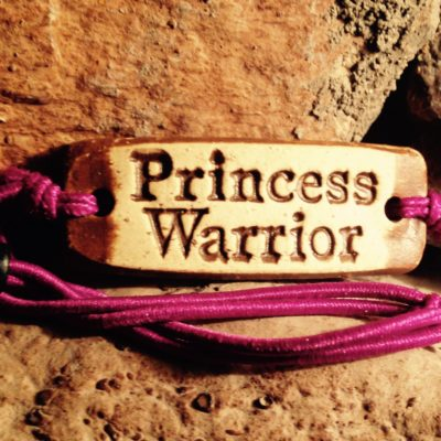 Princess Warrior Bracelet