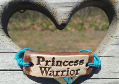 A Princess Warrior @ Heart