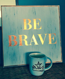 BRAVE: Starbucks Inspired
